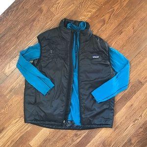 Patagonia Men's Bundle Vest and Capilene